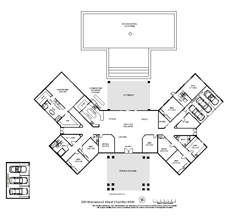 floor plan in Queensland