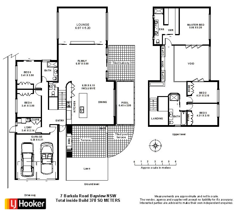 Floorplanner Drawing of floor plans