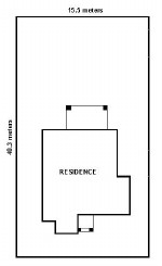 site plan for our completed floor plans